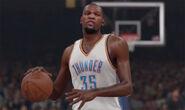Kevin Durant 2K15