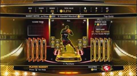 NBA 2K13 - MyTeam How to Get the Best Starting Squad
