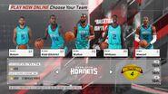 Charlotte Hornets NBA 2K18