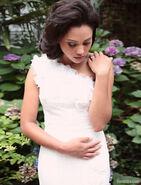 Stephen curry girlfriend ayesha alexander wedding dress 5360 2