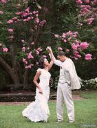 Stephen curry girlfriend ayesha alexander wedding dress 5360 5