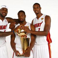 Miami Heat Big Three Nbafamily Wiki Fandom
