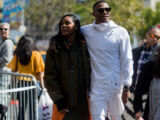 Gallery:Russell and Nina Westbrook