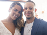 Gallery:Seth and Callie Curry