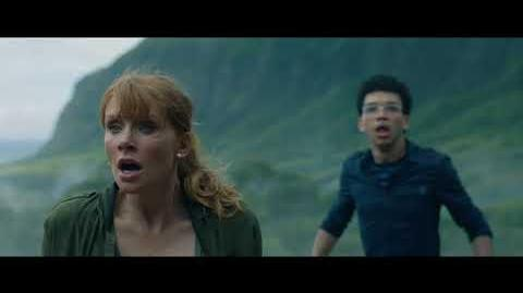 Jurassic World Upadłe królestwo – zwiastun
