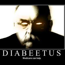 Nebtown Gazelle: Diabeetus