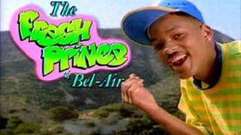 Fresh Prince of Bel Air-FULL THEME SONG
