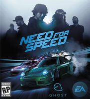 Need for Speed 2015 - Jaquette