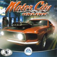 Motor City Online - Jaquette