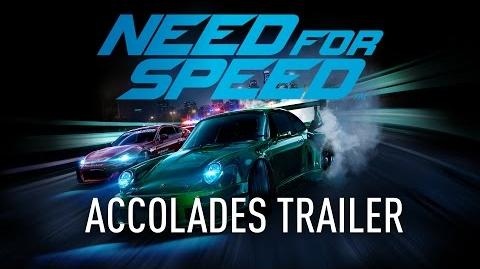 Need for Speed Accolades
