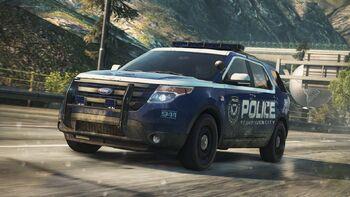 Ford Police Interceptor Utility (Concept)