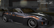 NFSU Characters Melissas Nissan 350Z