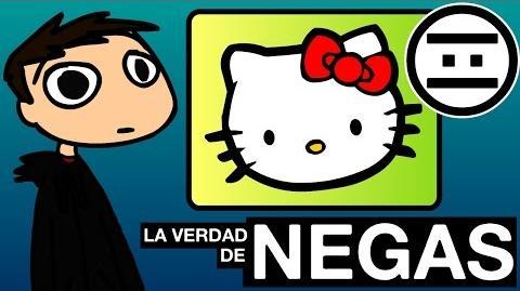 Negas-Hello Kitty