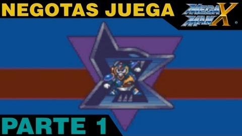 NEGAMES - Megaman X 01