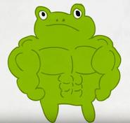 Ranita Musculosa