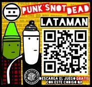 Código QR Lataman (Android)
