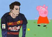 Messi y poppa