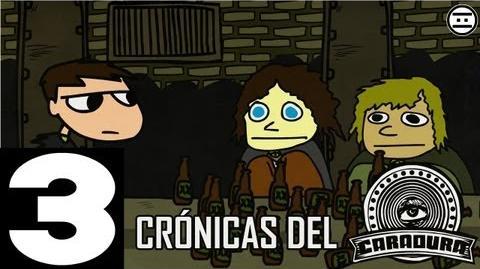 Negas-Crónicas del Caradura 3