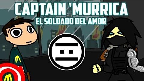 Negas-Captain 'Murrica