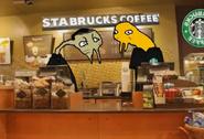 Jefe y Empleado en Starbux
