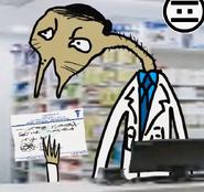 Jefe de la Farmacia