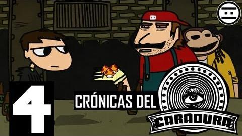 Negas-Crónicas del Caradura 4