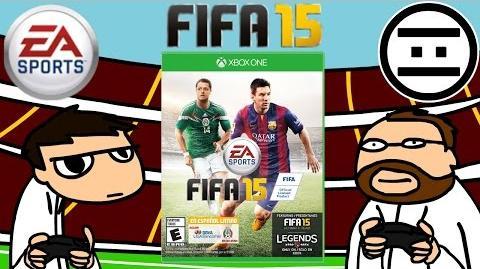 NEGAS - FIFA 15