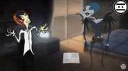 Light Yagami con Ryuk