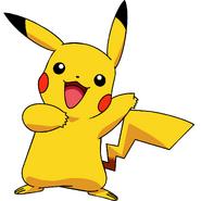 Pikachu Artwork Oficial