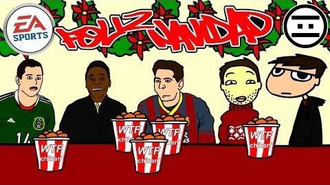 Negas-Feliz Navidad 2013