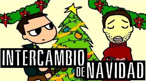 Negas-Intercambio de Navidad