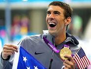 Michael Phelps Real