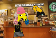 Única y Detergente en Starbux