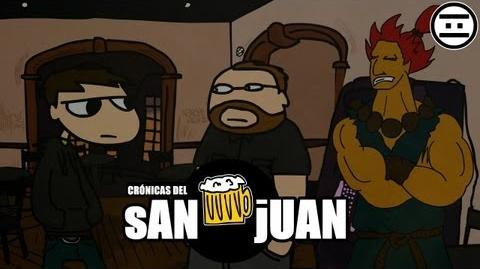 Negas-Crónicas del San Juan 2