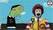 Ronald y Reportero