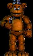 Freddy fazbear full body by joltgametravel d96962r-fullview