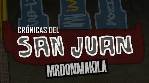 Negas-Crónicas del San Juan