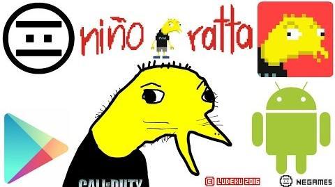 Niño Rata - 23 - Juego Rata