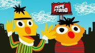 Beto y Enrique empresarios