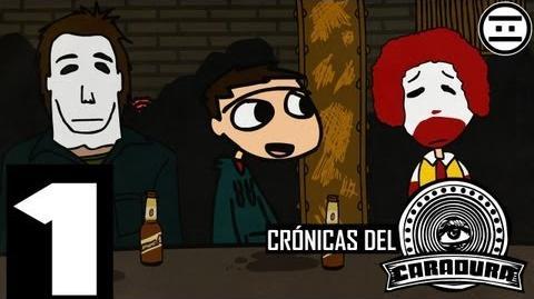 Negas-Crónicas del Caradura