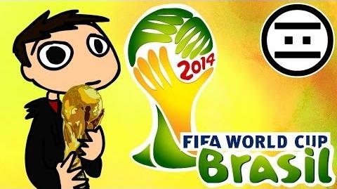 NEGAS - Mundial FIFA 2014