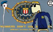 Ganso Donal y FBI