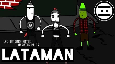 LATAMAN - 04 - La Guarida