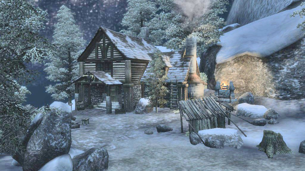 House of the Snow Witch