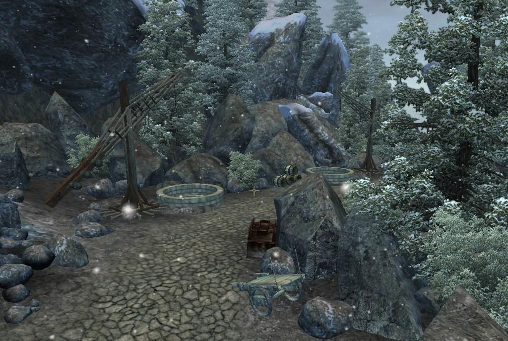 Dwarven Mining Site