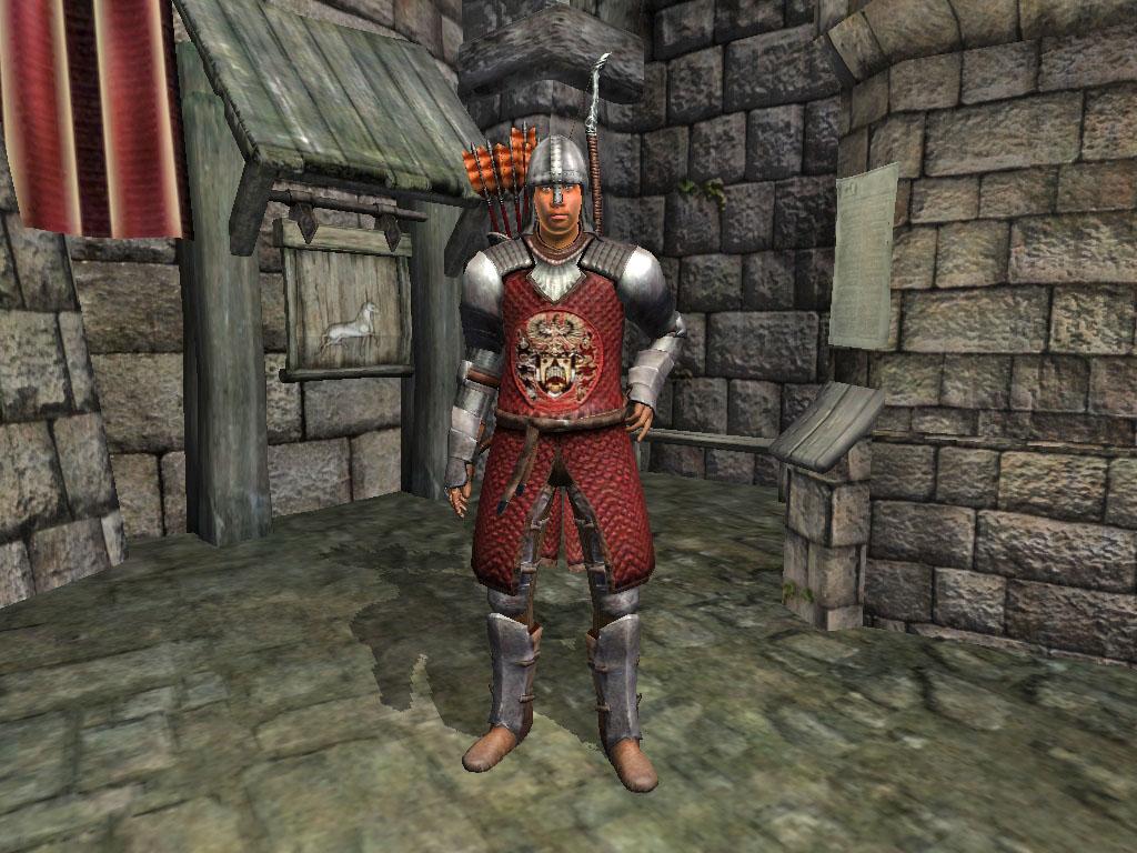 Gate Guard Tobal