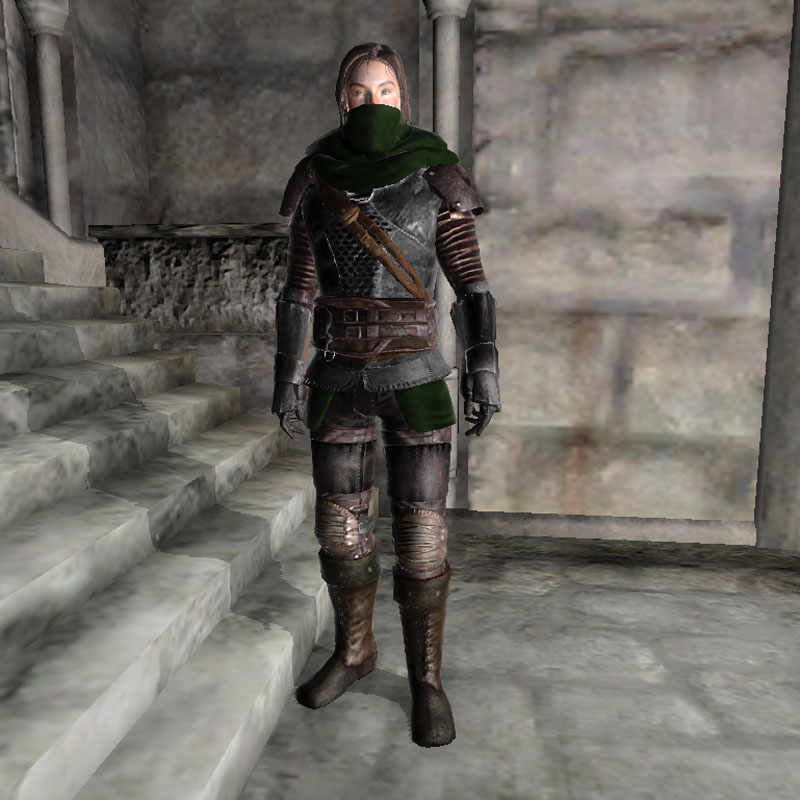 Garb of the Highway Thief