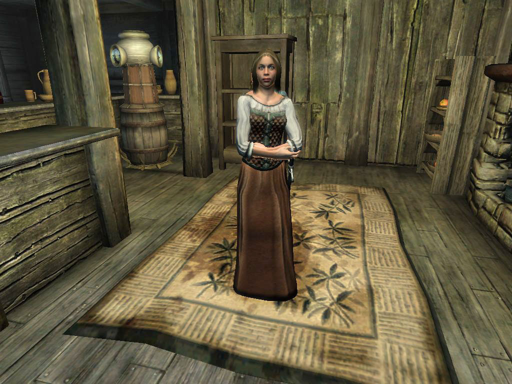 Innkeeper Olla