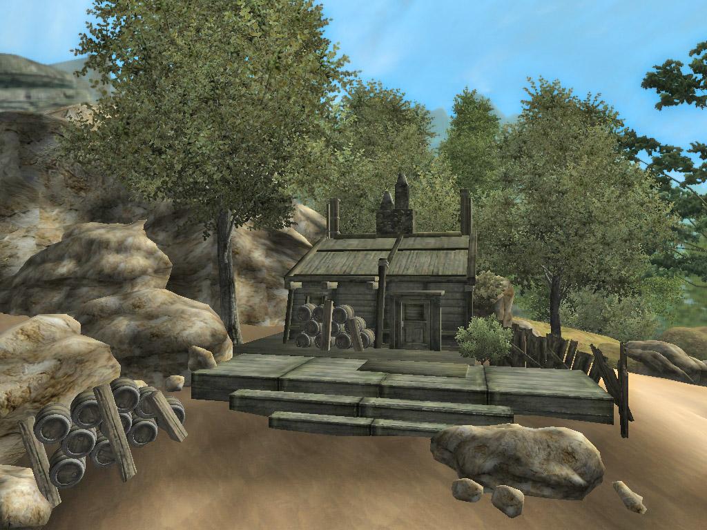 Gabor's House