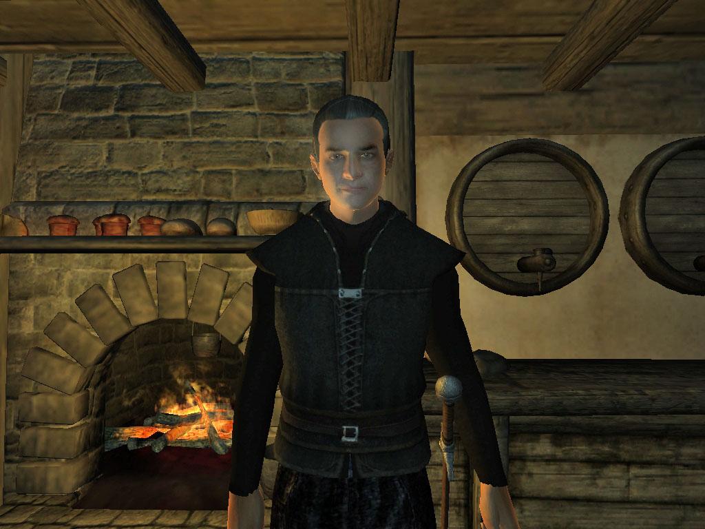Babalo the Innkeeper